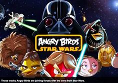November 8th, 2012 -   The gravitational physics used in Angry Birds Space game will come into play in the new entry. Well-known environments from Star Wars films – from Luke's home world of Tatooine to the ice planet of Hoth – will serve as settings for intergalactic bird-pig showdowns. Even John Williams' seminal soundtrack music will be reflected.
