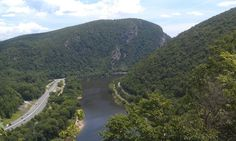 The Delaware Water Gap, East Stroudsburg, PA