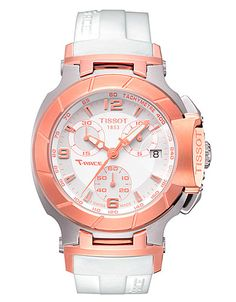 A sports watch from Tissot! #lordandtaylor