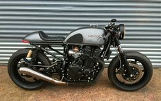 "SIMPLE RACER # 1995 Honda CB750 ""Sevenfifty"""