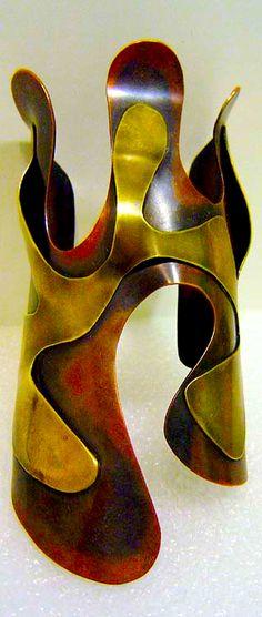 """Art Smith - """"Lava"""" - Bracelet - 1946"""
