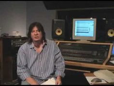 Andy Johns Talks Drums Video Part 1