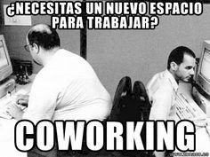 ¿Necesitas un nuevo espacio para trabajar? Prueba el coworking...