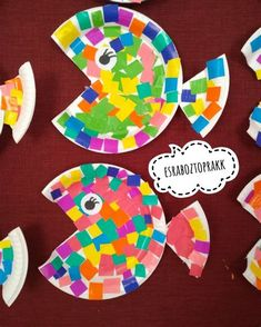 Easy Crafts For Kids, Fun Crafts, Art For Kids, Arts And Crafts, Preschool Education, Preschool Crafts, Paper Plate Crafts, Paper Plates, Eagle Craft