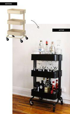 {Storage} Product + Inspiration: Raskog Utility Cart