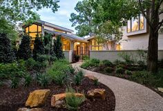 Dartmouth Remodel - traditional - landscape - dallas - Victor Myers Custom Homes & Real Estate