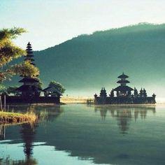 Danau Bedugul Bali, Indonesia