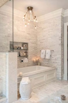 Luxury Bathroom Master Baths Dreams is unquestionably important for your home. Whether you pick the Luxury Bathroom Master Baths Beautiful or Luxury Master Bathroom Ideas, you will make the best Small Bathroom Decorating Ideas for your own life. Bad Inspiration, Bathroom Inspiration, Dream Bathrooms, Beautiful Bathrooms, Luxurious Bathrooms, Small Bathrooms, Custom Bathrooms, White Bathrooms, Master Bathrooms