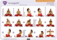 Kundalini Yoga is a powerful type of yoga that focuses on the energy within the body. This form of yoga has been likened to the energy of a coiled up snake. Kundalini Yoga, Hatha Yoga, Restorative Yoga, Yoga Meditation, Chakra 2, Chakra Sacral, Second Chakra, Reiki, Yoga Inspiration