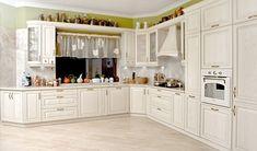 Kuchnie drewniane Retro, Kitchen Cabinets, Bar, Home Decor, Religion, Kitchen, Decoration Home, Room Decor, Cabinets
