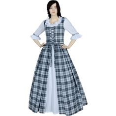 Womens Medieval Gowns, Renaissance Dresses, and Historic Reenactment Dresses by Medieval and Renaissance Clothing, Handmade Clothing and Custom Medieval Clothing by Your Dressmaker Womens Medieval Dress, Medieval Dress Pattern, Medieval Gown, Scottish Costume, Scottish Dress, Scottish Fashion, Celtic Dress, Viking Dress, Traditional Scottish Clothing