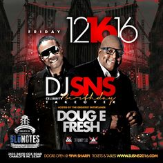 Win Tickets to DJ SNS Celebrity Birthday Takeover
