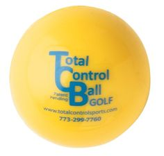 Markwort Total Control Golf Ball-Box of 6 ( Yellow with Red Dot, 48-Grams) - http://golf-stuff.org/markwort-total-control-golf-ball-box-of-6-yellow-with-red-dot-48-grams/