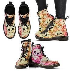 Check out our new products: Cute Skull and Bo... Check it out here http://ocdesignzz.myshopify.com/products/cute-skull-and-bones-womens-boots?utm_campaign=social_autopilot&utm_source=pin&utm_medium=pin