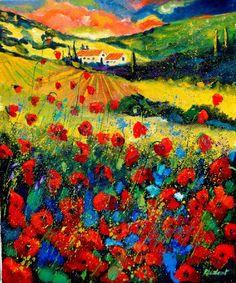Provence by Paul Ledent