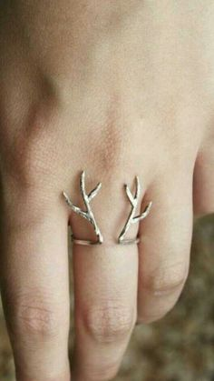 Ciervo anillo