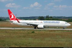 TC-JYD Turkish Airlines Boeing 737-9F2(ER)(WL)