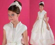 Resultado de imagen para vestidos de gala para niña
