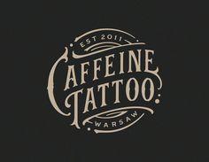 Work in progress: type & logo designs 2017 update on Behance