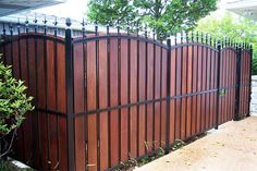 wrought iron privacy fence. Marvelous Privacy Fence Panels Canada · Rod Iron Wrought T