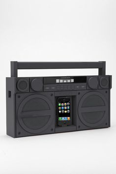 I want this so bad for the beach ): iHome iPod/iPhone Docking System  #UrbanOutfitters