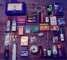 Wedding Planner Emergency Kit: Blog Post Wild Sky Events.