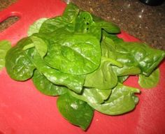 Malabar Spinach....how to use it....