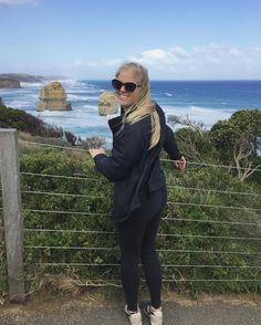 Road trip last weekend  was a bit windy #12apostles#greatoceanroadmelbournetodo#victoria#warrnambool#melbourne#travel#gapyear#australia#wanderlust#roadtrip#windswept by morven_wardhaugh http://ift.tt/1ijk11S
