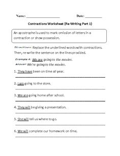 Jacobs essay contractions