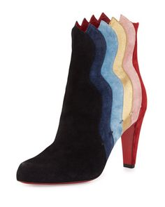 cheap louis vuitton men shoes - Christian Louboutin Goldostrap Spike T-Strap Red Sole Pump, Black ...