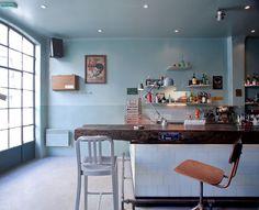 Atelier Mecanic / Modern Bar