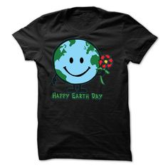 Happy Earth Day Recycle Flower T-Shirts, Hoodies. BUY IT NOW ==► https://www.sunfrog.com/Holidays/Happy-Earth-Day-Recycle-Flower.html?id=41382