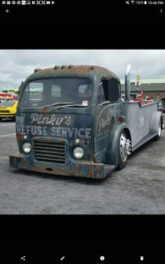 Mack Trucks, Hot Rod Trucks, Cool Trucks, Big Trucks, Vintage Pickup Trucks, Antique Trucks, Diesel Rat Rod, Western Star Trucks, Fuel Truck
