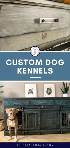 Looking for a new Kennel for your furry friend? Check out our gallery for designer dog kennels custom made by Kennel and Crate. Dog Lover Quotes, Dog Quotes, Training Your Dog, Crate Training, Custom Dog Kennel, Tattoos For Dog Lovers, Happy Birthday Dog, Dog Furniture, Dog Rooms