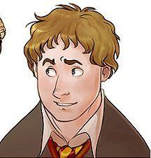 Neville Longbottom, Harry Potter Fan Art by Alex Roman