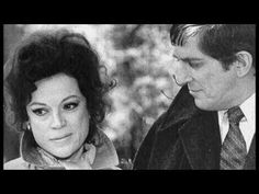 Grayson Hall and Jonathan Frid, I love this picture