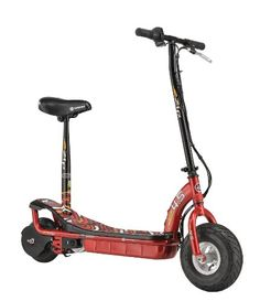Currie Technologies 4.5 eZip Electric Scooter (Red)