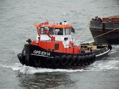 Tug GPS Marine ionia /25/1/2013/ by philip bisset, via Flickr