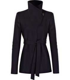 Reiss Casper Collar Jacket