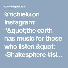 "@richielu on Instagram: """"the earth has music for those who listen."" -Shakesphere  #island #beach #sea #lombok #giliisland #lesgilis #seabreeze #waves #reef #view…"""