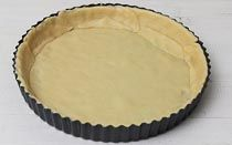Mazurek cytrynowy z Lemon Curd - krok 2 Lemon Curd, Pie Dish, Dishes, Desserts, Food, Tailgate Desserts, Lemon Custard, Meal, Deserts