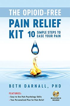 Opioid-Free Pain Relief Kit: 10 Simple Steps to Ease Your Pain - http://www.kindle-free-books.com/opioid-free-pain-relief-kit-10-simple-steps-to-ease-your-pain