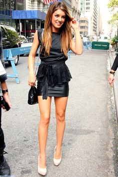 LOVE this dress & HER.