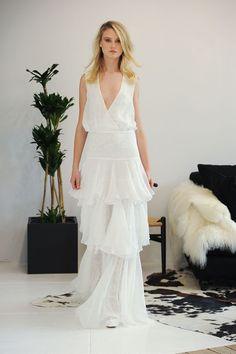 novia vestido wedding dress houghton gown bridal kate moss