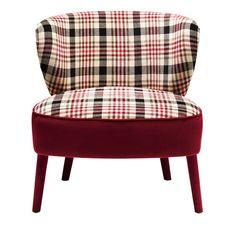 Cloe' Gold Exquisite chair by Pier Luigi Frighetto for Black Tie
