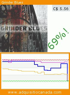 Grinder Blues (Audio CD). Drop 69%! Current price C$ 5.56, the previous price was C$ 18.14. https://www.adquisitiocanada.com/sony-music-canada/grinder-blues