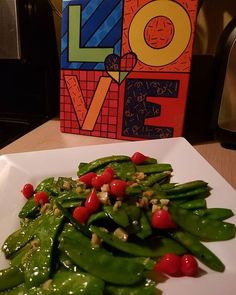 Colorful and #flavorful... Delicious snow peas...#Mmmm  #Petits Poivrons #peppadew #sweet #garlic #luscious #tasty #homecooking #food #foodie #goodeats #veggies  #foodporn #shabbat #fridaynight #dinner #dinnertime  #grateful #realtor #realtorlife #brokerlife #broker #gratitude #lovelife #teresafreeman #floridarealtyfusion #localrealtors - posted by Teresa Freeman https://www.instagram.com/teresa_thaimi_freeman - See more Real Estate photos from Local Realtors at https://LocalRealtors.com