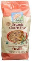 dBionaturae Organic Pasta Fusilli Gluten Free