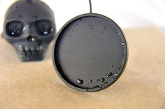 mini silicone skulls to brew your tea