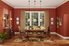 Hair raising Interior living room paint colors,Interior painting tips nz and Interior paint colors for ranch style homes. Living Room Kitchen, Dining Room Colors, Red Dining Room, Dining Room Walls, Living Room Colors, Paint Colors For Living Room, Living Room Remodel, Trendy Living Rooms, Room Remodeling